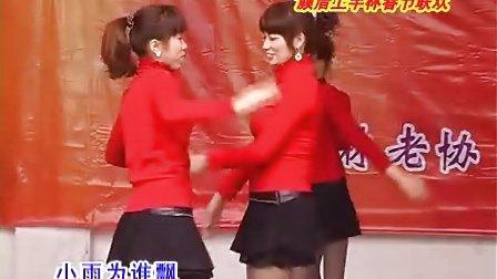 靓丽阳光舞蹈队———2012广场舞《三月里的小雨》