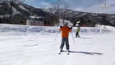 我的滑雪视频2