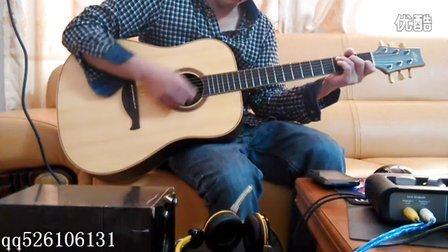 【一米乐器】吉他教学42 Is this love逃跑计划 弹唱吉他谱