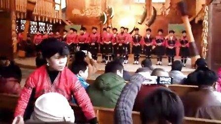 桂林瑶族歌舞表演(上)