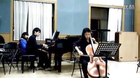 精华剪辑版 当钢琴遇上大提琴