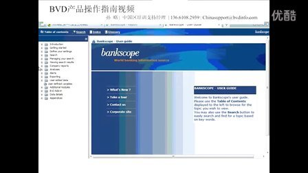 Bankscope-2-Report