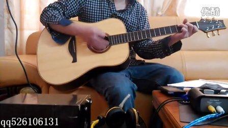 【一米乐器】吉他教学43 Silent Day 便利商店弹唱吉他谱