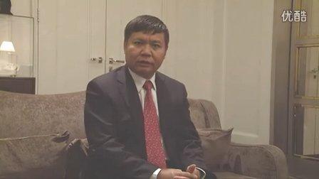 深圳龙华新区管委会主任 王立新 访谈