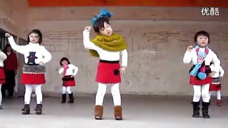 幼儿舞蹈《对面男孩看过来》 高清