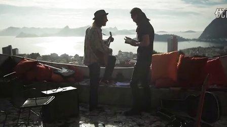 轩尼诗2012年新包装广告  阳台篇 国语 15秒