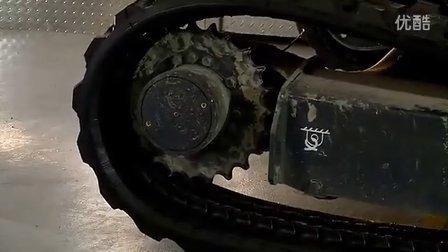Camoplast Solideal卡摩拉速力达--小型挖掘机橡胶履带安装