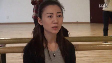芮歌专业表演艺考—学员真情流露打动张芮歌老师