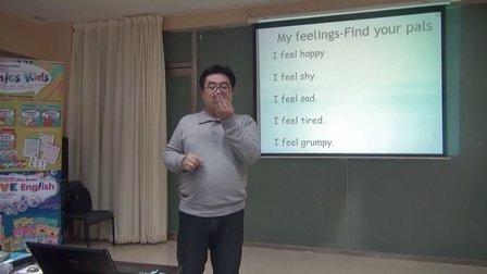 海峡两岸英语教学技巧研讨会 吴明懋讲师