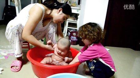 DSC_洗澡