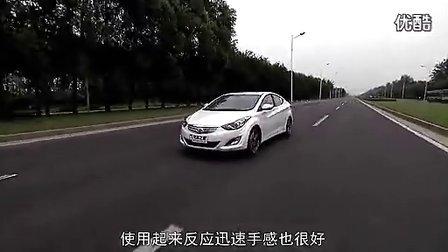 现代汽车试驾 现代朗动试驾 高清 标清