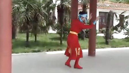 舞蹈-敖包相会