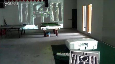 VIVIBRIGHT Large Projector test For PLF8100F_07