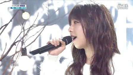 【OC】131215.SBS.人气歌谣. Romantic J(Juniel&李宗泫) - 爱情降临