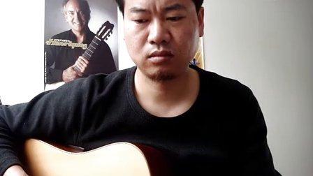 指弹吉他《北国之恋》