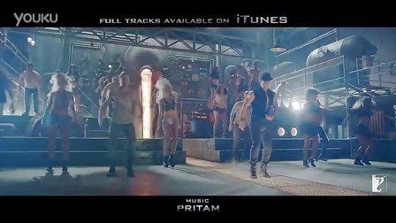 印度电影《幻影车神3》插曲 Dhoom Tap