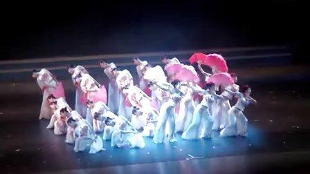 全国第三届大学生艺术展演舞蹈专场《梦里群他千百度》