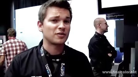 NAB 2012上GoPro 的Cineform Codec and Protune工作流程