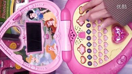 迪士尼 正品全新 小公主 Vtech 学习电脑 玩具