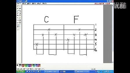 果木浪子第三套吉他教程 24 认识吉他谱 B