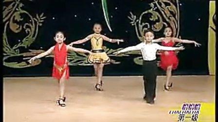 少儿拉丁舞恰恰考级教材_1.