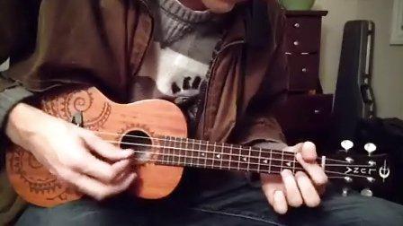 Bach Cello Suite no.1 Prelude on Uke