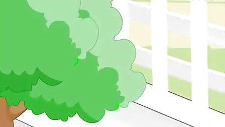 小布叮故事情境动画片-小布丁的一天