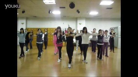 爵士舞tara--cry cry第一节课
