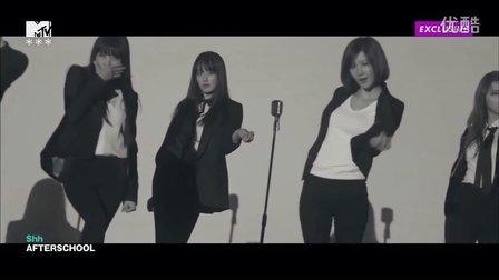 【OC】After School - Shh (HD_1080P) MV