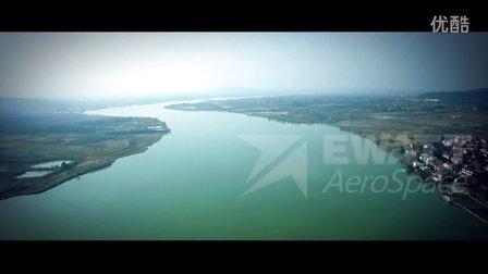 索河拍摄花絮之《水》-湖北易瓦特科技八旋翼航拍集锦