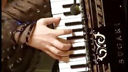 """""""手风琴大师""""组合 -  影片《两个人的车站》插曲"""