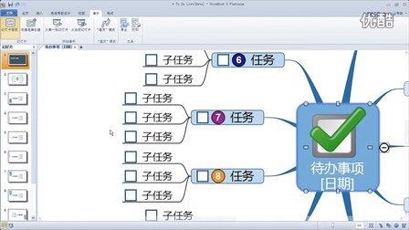 简快思维导图之novamind软件新手使用教程6