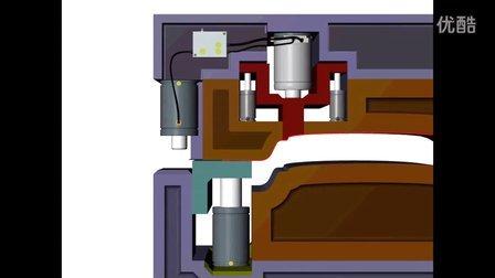 Surface improvement using delayed blankholder-kaller