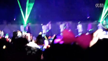 2pm南京演唱会 开场3曲连唱