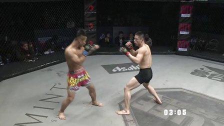 RUFF终极格斗MMA赛事11  赵亚飞 VS 韩杰