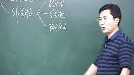 初中高中视频教材教程高中政治学习资料名师面对面李谓第4讲经济全球化与对外开放2.wmv