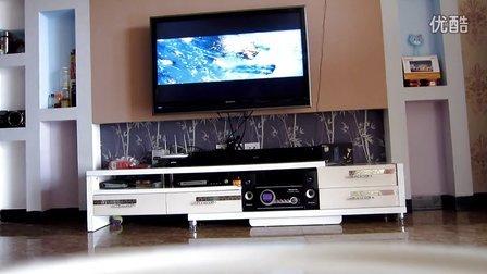 电视最佳伴侣--山水回音壁音响用户试听