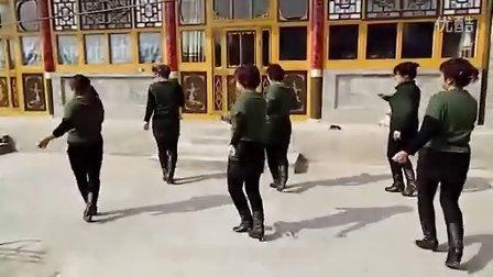 代县古城西街广场舞伤不起(6人)