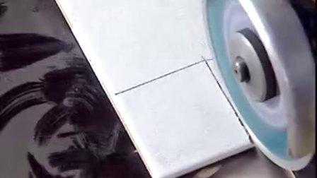 麦太保电动工具角磨机系列各种应用演示