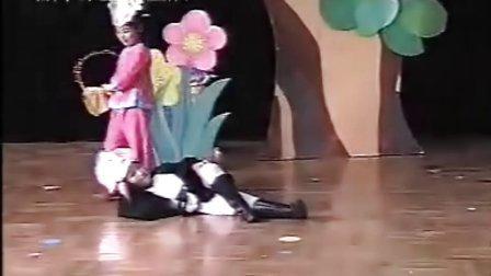 六一儿童节必备 童话剧 舞台剧 南京小天鹅幼儿园 大班 三打白骨精