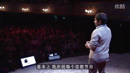 TED讲坛:如何培养创意创造力