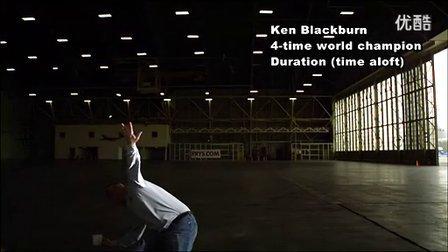 Ken Blackburn投掷动作慢镜头 高清