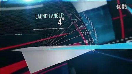 《体育科学》纸飞机吉尼斯世界纪录纪录 标清
