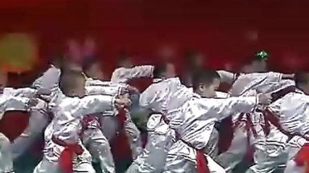 幼儿舞蹈  中国功夫