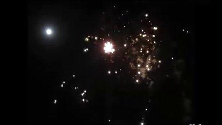 曲阜市2012年焰火晚会全程视频