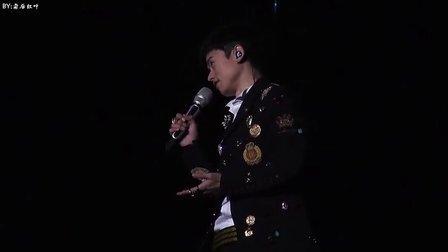 张杰广州演唱会欢乐引领万人合唱 与歌迷互动尽显风趣可爱