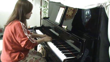 筷子兄弟《父亲》钢琴视奏版_tan8.com