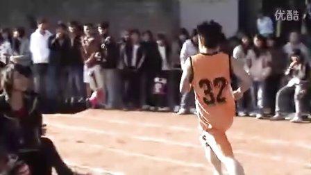 麻垌中学2011校运会_第二天上午