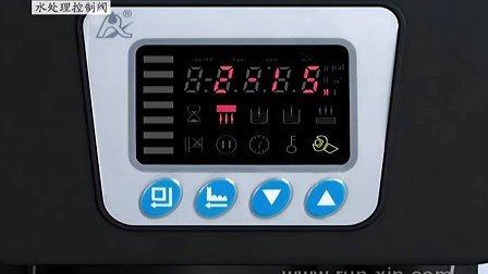 润新阀TM.F68C_参数设置动画