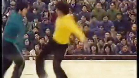 【侯韧杰  kungfu  精华篇】之   1986年蓉城武术擂台赛(彩版)